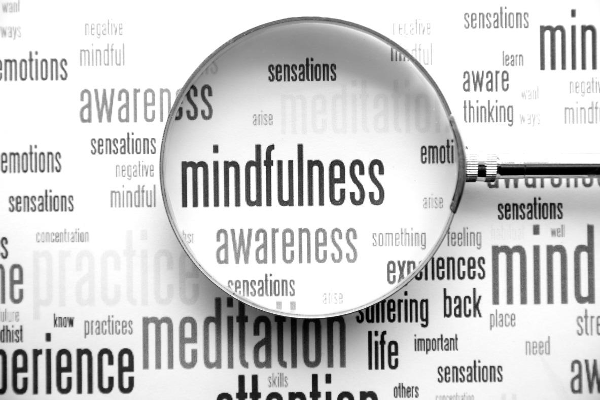 Article image: Mindfulness at work