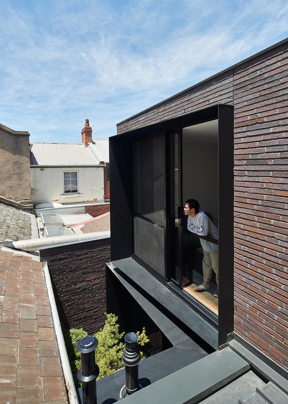Image: Elgin Stree Residence, Sonelo Design