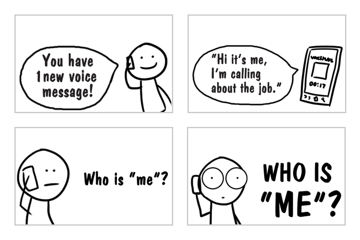 Article image: The art of leaving a good voice message