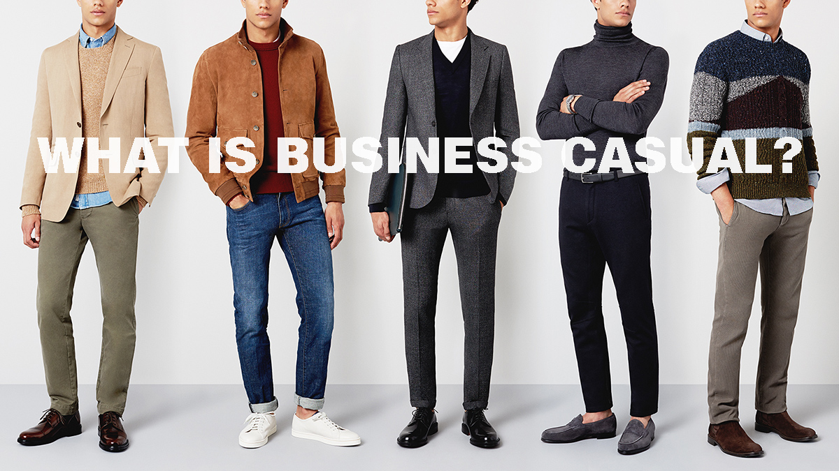 Article image: What is business casual?