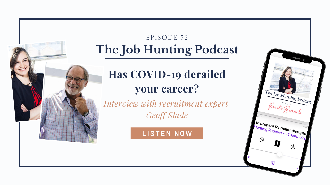 Article image: Has COVID-19 derailed your career