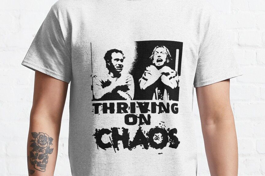 Article image: Thriving on chaos